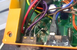 Volatge switch reused as rectifier switch